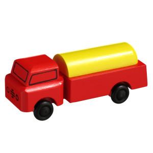 Lastauto Tankauto