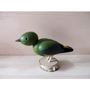 Vogel Grünfink 10 cm NEU