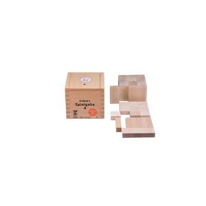Holzspielzeug Gabe 6 Fröbelspiel 36 Quader LxBxH 96x96x90mm NEU