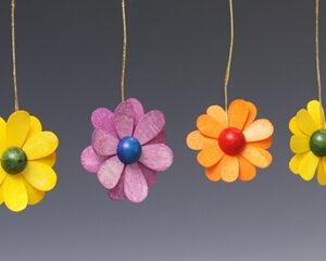 Baumbehang Blüten Ø ca 3 cm NEU