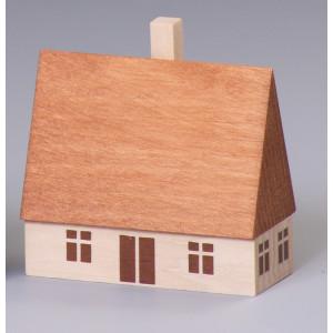Deko Haus Höhe ca 5 cm NEU