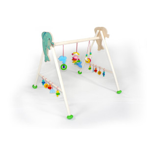 Babyspielzeug Babyspielgerät Nixe BxLxH 620x570x545mm NEU