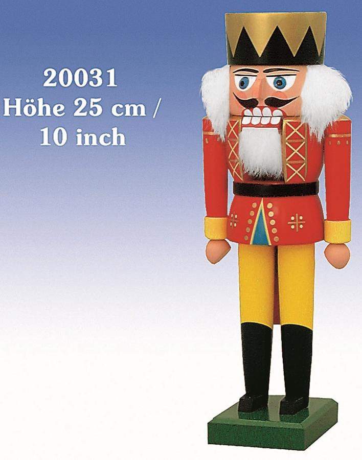 Nussknacker König 19 cm NEU