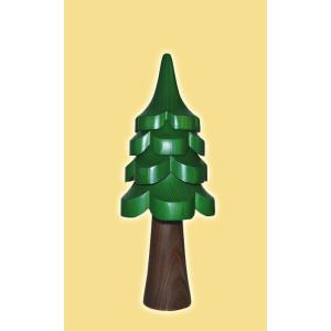 Weihnachtsdekoration Deko-Fichte grün 25 cm NEU
