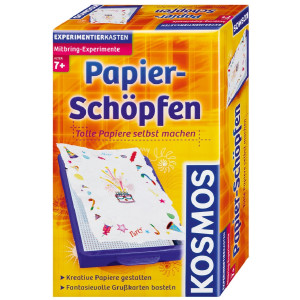 Kosmos 659066 Mitbringexp. Papier-Schöpfen NEU