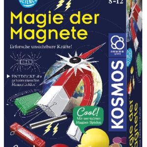 Experimentierkasten Fun Science Magie der Magnete 290x194x64mm (LxBxH) NEU