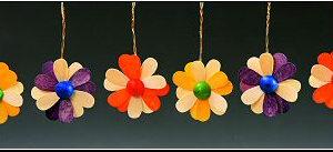 Baumbehang Blüten Ø ca 3,5 cm NEU