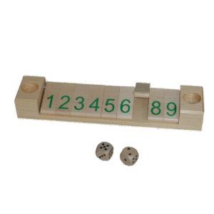 Holzspielzeug Additionsspiel BxHxT 23,5x5x3cm NEU