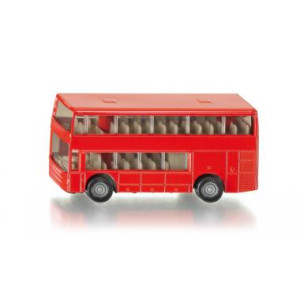 Siku 1321 Doppelstock-Reisebus Bus Reisebus NEU