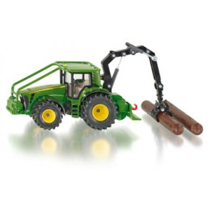 Siku 1974 John Deere Forsttraktor Traktor Forst
