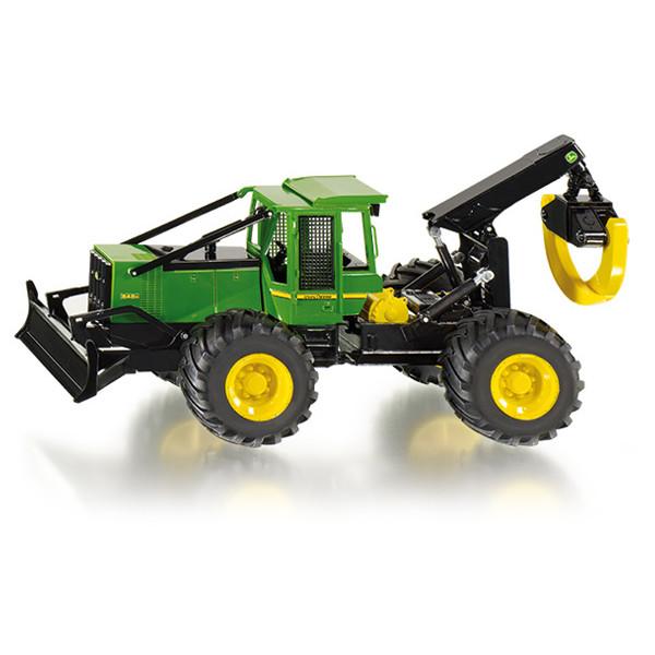 4062 Siku Farmer John Deere Skidder Traktor Forst Fahrzeug 1:32 NEU TOP