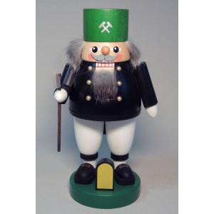 Nussknacker Bergmann 20 cm Weihnachtsfigur DEKO Seiffen Erzgebirge NEU 62666