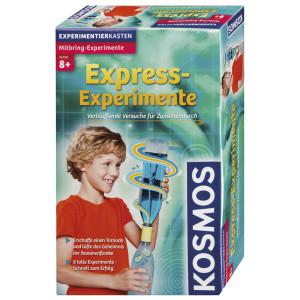 657314 Kosmos Express-Experimente Für Zwischendurch Mitbring Experimente NEU
