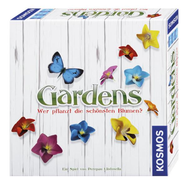 692193 Kosmos Gardens Wer pflanzt die schönsten Blumen? Spiel Pflanzen NEU