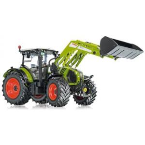 7325 Wiking Claas Arion 650 mit Frontlader 1:32 Landwirtschaft Traktor NEU
