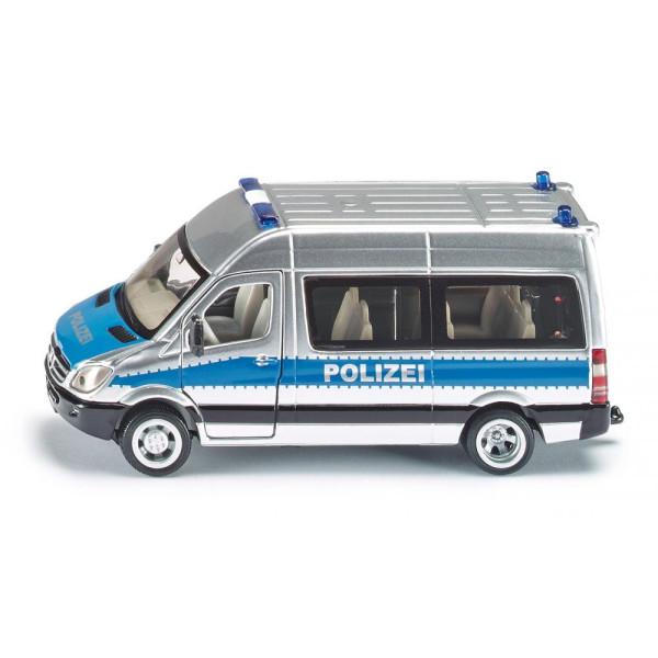 Siku Super 1:50 Polizei Sprinter-Mannschaftswagen NEU 2313