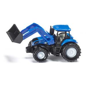 Siku 1355 New Holland Frontlader Traktor Bauernhof NEU