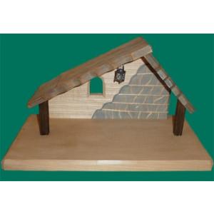 Krippenhaus für 12cm Krippe