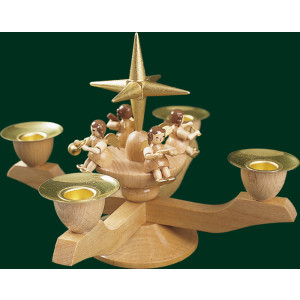 Adventsleuchter Leuchter Kerzenhalter Weihnachtsleuchter NEU Erzgebirge 00483