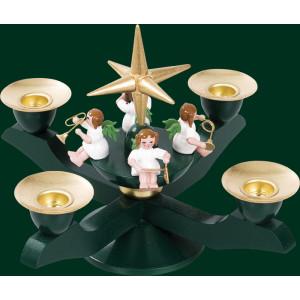 Adventsleuchter Leuchter Kerzenhalter Weihnachtsleuchter NEU Erzgebirge 00485