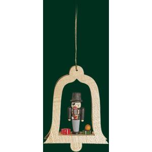 Christbaumschmuck Glocken und Drosselmeier Baumbehang Weihnachtsbaum NEU 13440