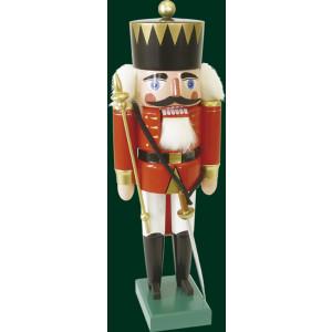 Nussknacker Nußknacker Nutcracker König Erzgebirge Seiffen Weihnachten NEU01284