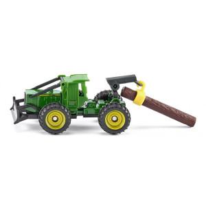 1480 Siku Super John Deere Skidder Traktor Trecker Forstfahrzeug NEU TOP