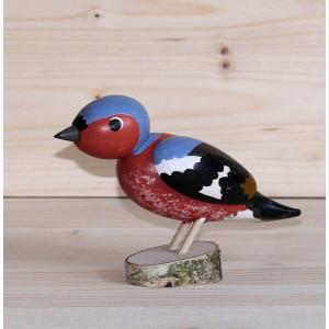 Vogel Buchfink 10 cm NEU