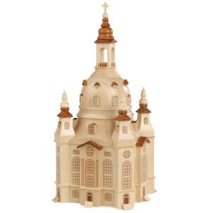 Bausatz Frauenkirche Dresden M1:500 detailreicher Naturholzbausatz (100-teilig) (BxH):10x18cm NEU
