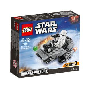 LEGO® Star Wars™ 75126 First Order Snowspeeder™ NEU
