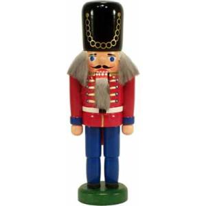 Miniatur - Nussknacker Gardesoldat 13,5cm NEU