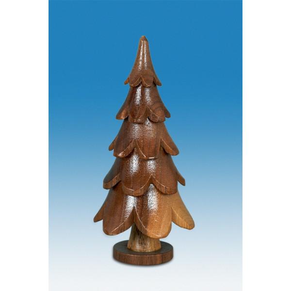 Holzbaum Bäumchen / natur Höhe 12 cm NEU