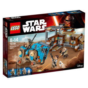 LEGO® Star Wars™ 75148 Encounter on Jakku™ NEU