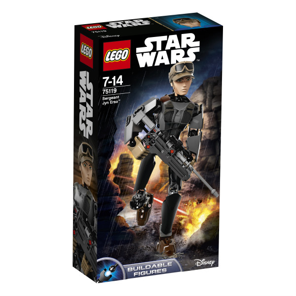 LEGO® Star Wars™ Constraction Lego 75119 Sergeant Jyn Erso™ NEU