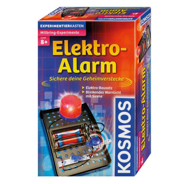 Kosmos 659172 Elektro-Alarm Experimentierkasten NEU