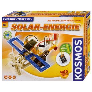Kosmos 62791 Solar-Energie Experimentierkasten NEU