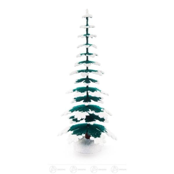 Baum Fichte weiß Höhe ca 20 cm NEU