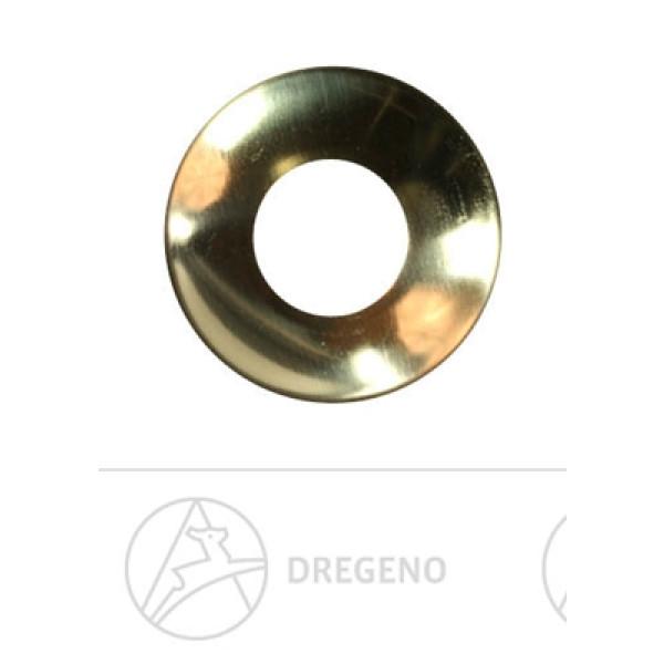 Ersatzteile & Bastelbedarf Tropfenfänger für 17mm Tülle 100 Stück Breite x Tiefe ca 4 cmx4 cm NEU