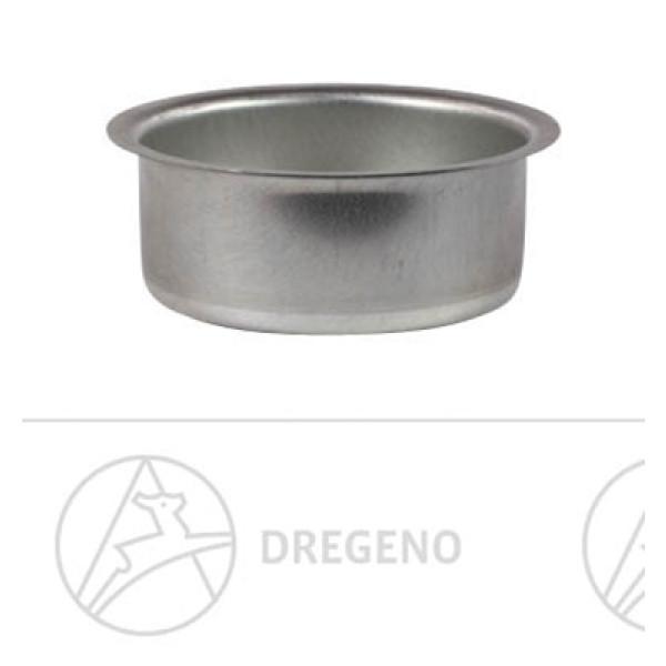 Ersatzteile & Bastelbedarf Weißblechtülle f.(Teelichthalter) 18mm (tief) 50 Stück Breite x Höhe x Tiefe 4,1 cmx1,8 cmx4,1 cm NEU