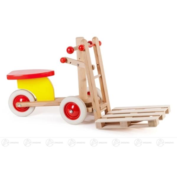 Spielzeug Rutscher Gabelstapler Breite x Höhe x Tiefe 70 cmx39,5 cmx28 cm NEU