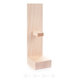 Zubehör Dekoständer für Schaukelfigur Höhe ca 17,5 cm NEU