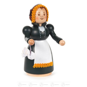 Figur Katharina von Bora Lutherin Höhe = 160mm NEU