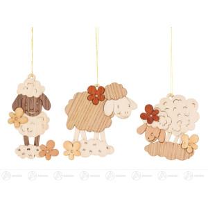 Behang Schafe (6) H=7cm NEU