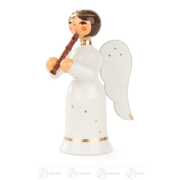 Engel mit Blockflöte Höhe = 5,5cm NEU