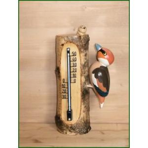 Thermometer Kernbeiser für aussen und innen Höhe ca 25cm NEU