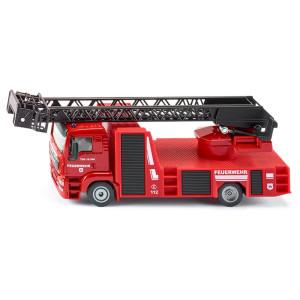 Siku 2114 MAN Feuerwehr Drehleiter 1:50 NEU