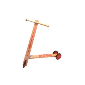 Holzspielzeug Holzroller Maße: L/H 62cm/ 62cm NEU