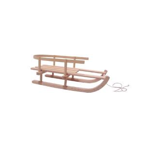Holzspielzeug Puppenschlitten Maße: L/B/H 47cm/ 26cm/ 17cm NEU