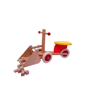 Holzspielzeug Rutscher Maße: L/B/H 66,5cm/ 25cm/ 39cm NEU