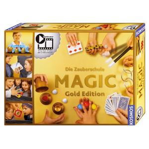 Kosmos 698232 Zauberschule Magic - Gold Edition NEU